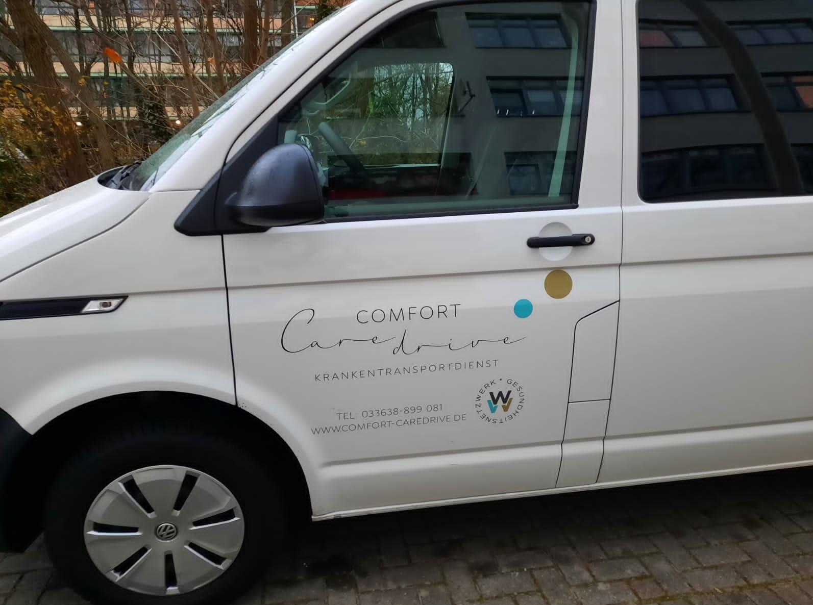 COMFORT Caredrive GmbH - Krankenfahrdienst
